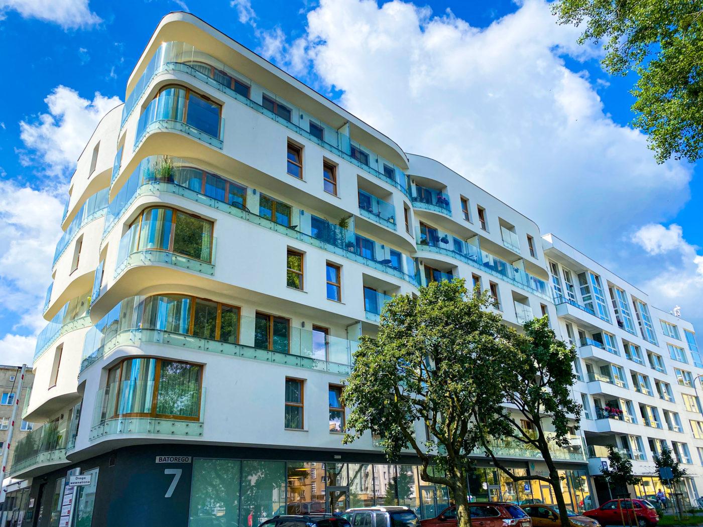 Budynek wielorodzinny, Gdynia ul. Batorego 7
