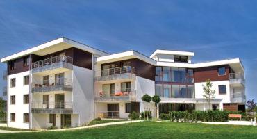 Budynki apartamentowe Na Klifie - Chlapowo