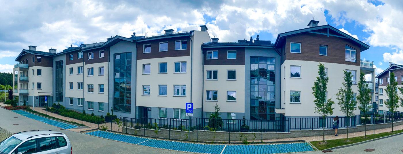 Budynek wielorodzinny, Gdynia ul. Parkowa
